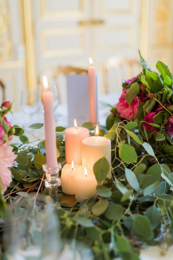 wedding day candles