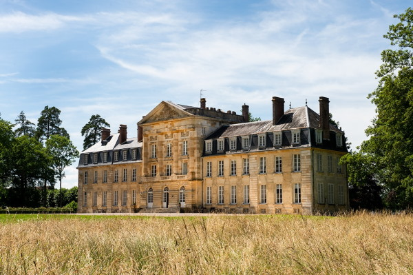 Chateau de Courtomer Lower Normandy France