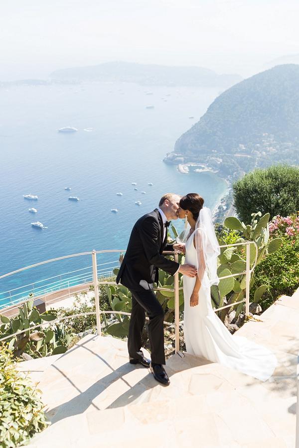 French Riviera Villa Ephrussi de Rothschild Wedding