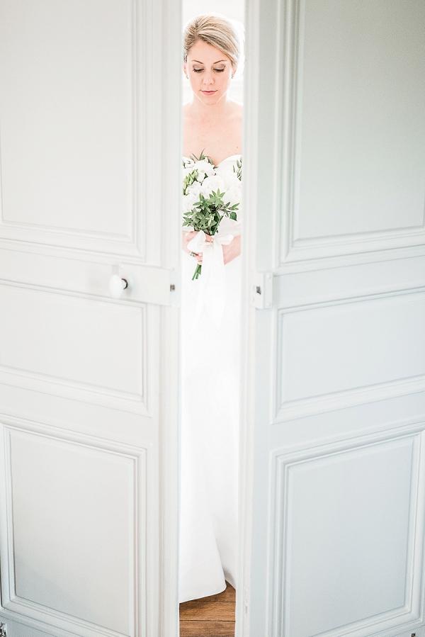 Mon Cheri bride