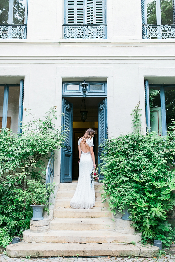 Parisian wedding venue