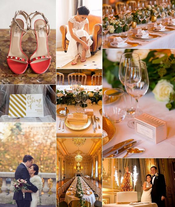 Sumptuous Paris Elegance Destination Wedding Snapshot