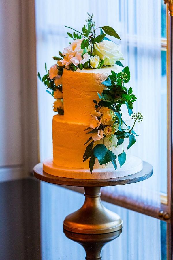 Synie's wedding cake