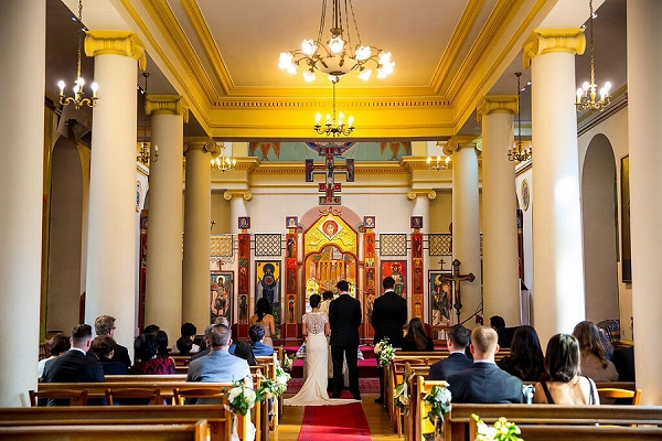 Ukranian Orthodox wedding Paris