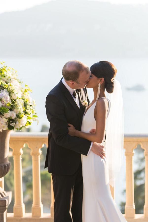 Villa Ephrussi de Rothschild real wedding