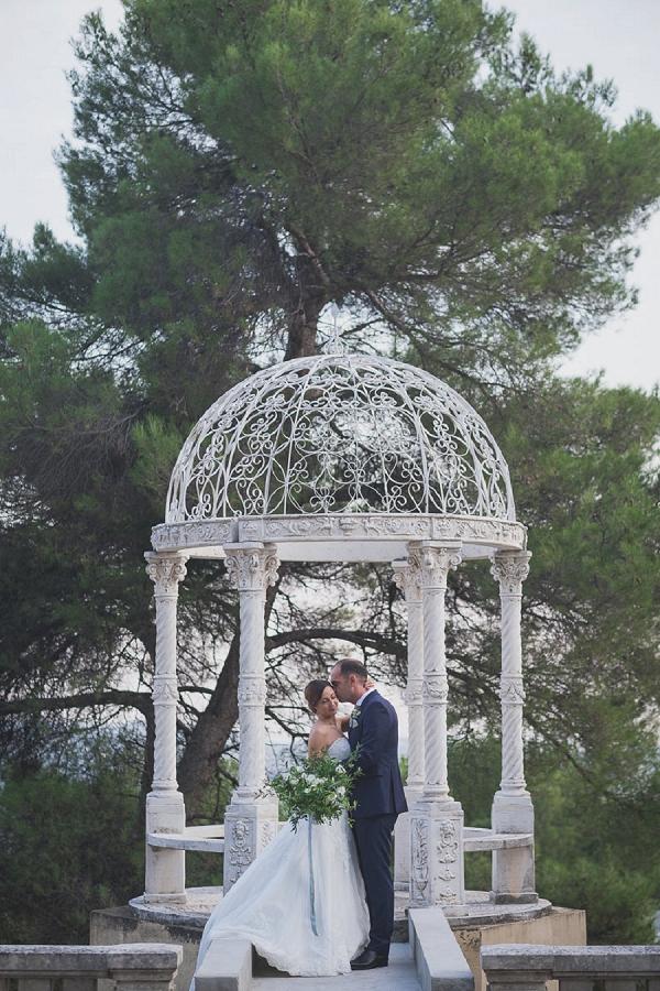 french gardens wedding