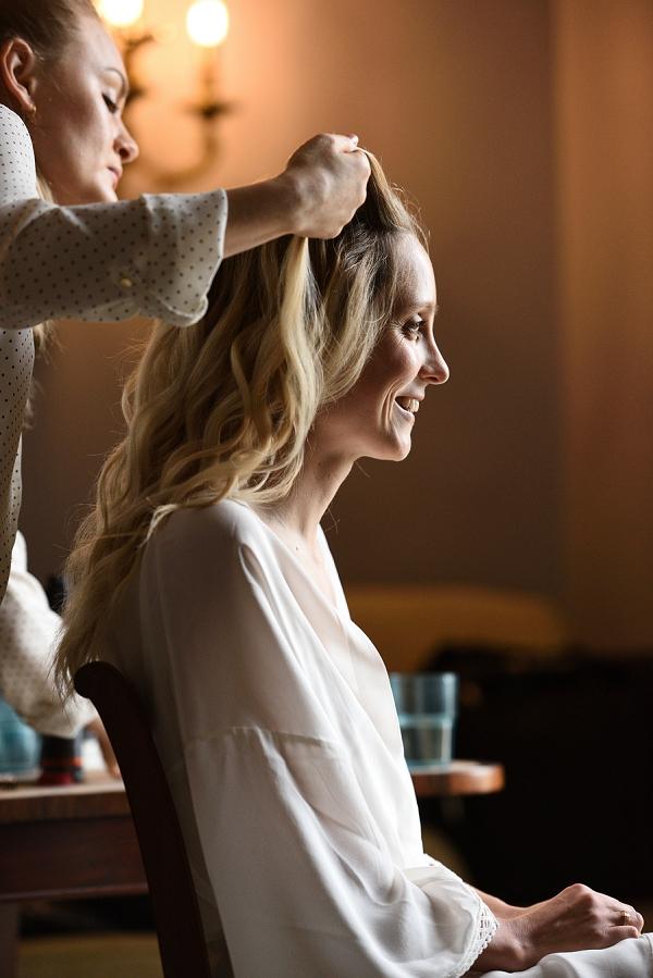 french hair stylist