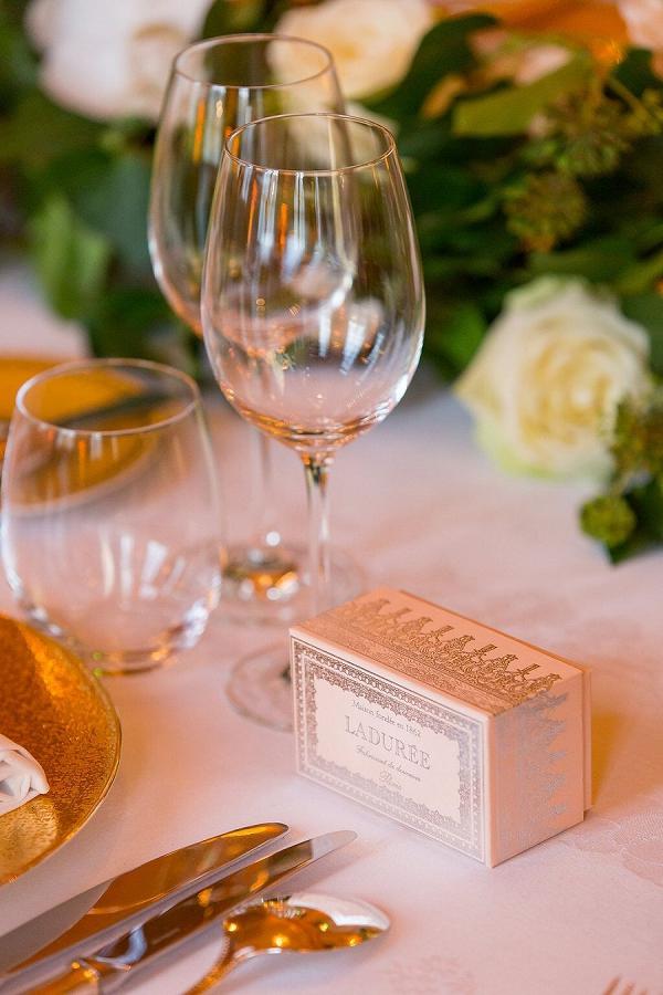 laduree wedding favors