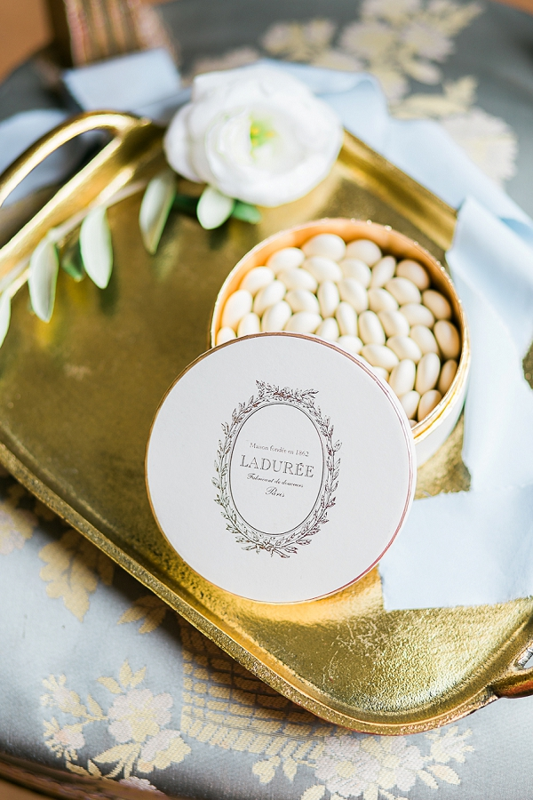 laduree wedding favors