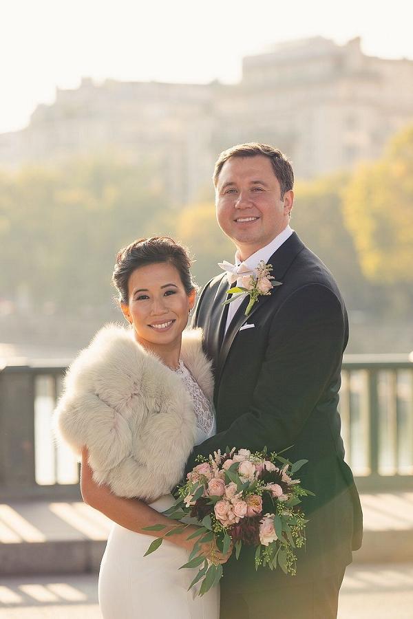 mr and mrs in paris