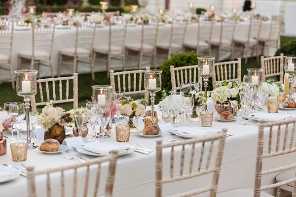 wayne riley wedding decor