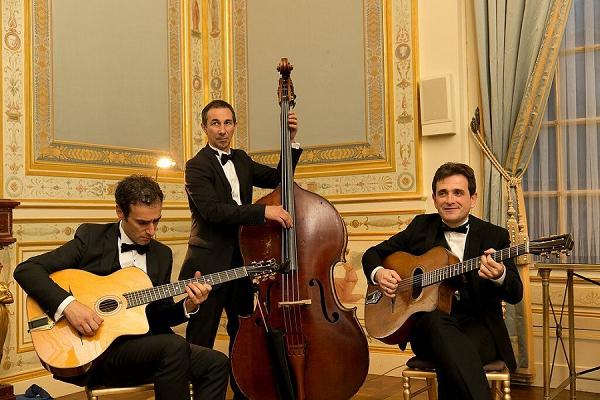 wedding band Paris