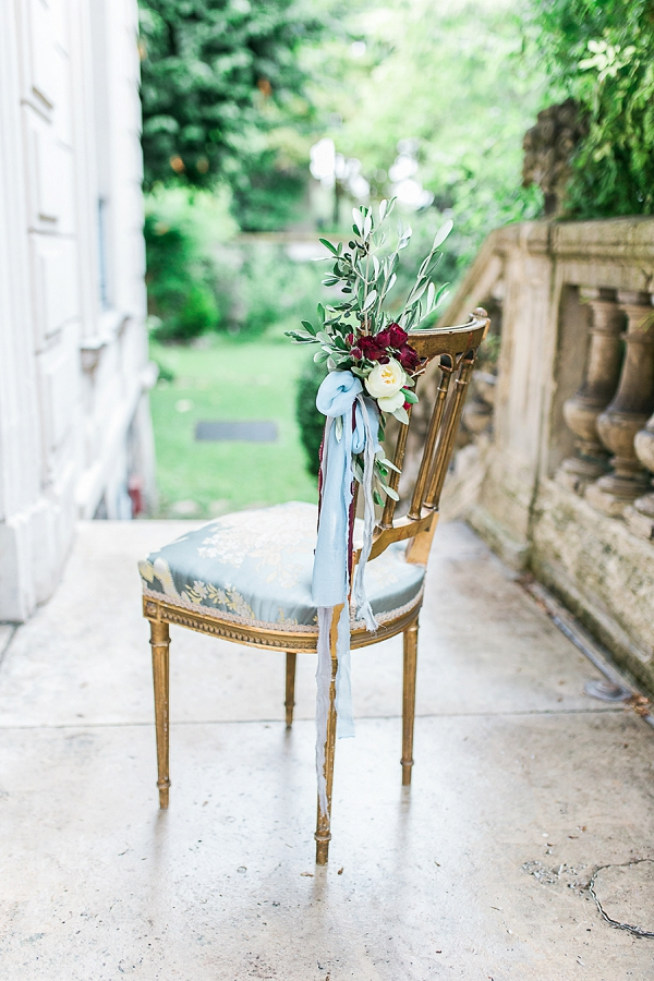wedding chair ideas