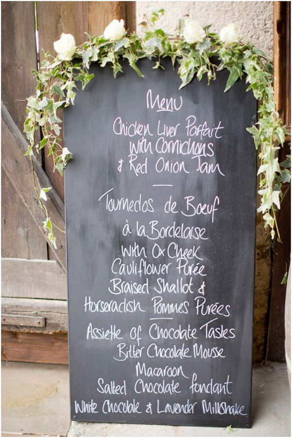 Reasons to Get Married in France Gastronomy