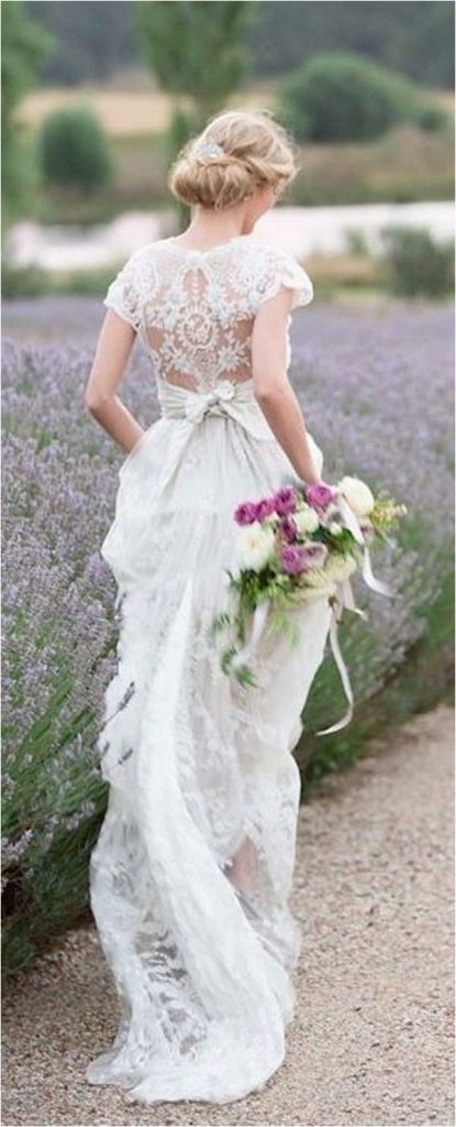 Reasons to Get Married in France Lavender
