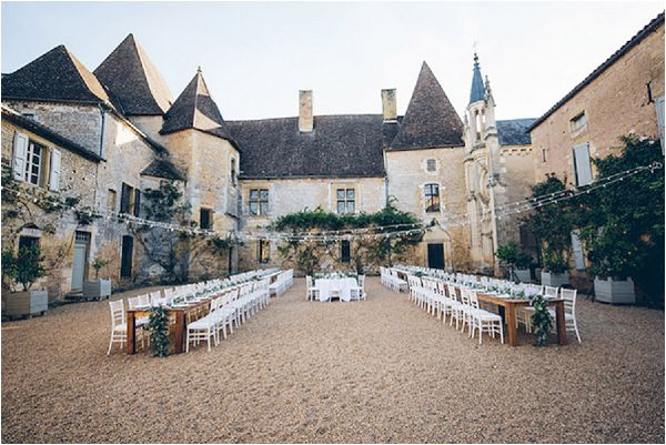 Reasons to Get Married in France Outdoor