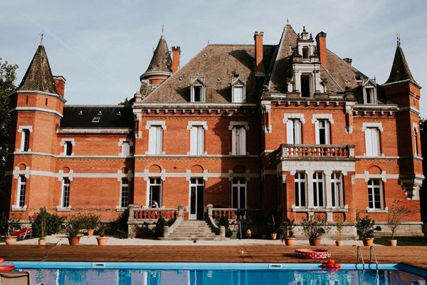Chateau St Michel • Wedding Venues in Midi Pyrenees