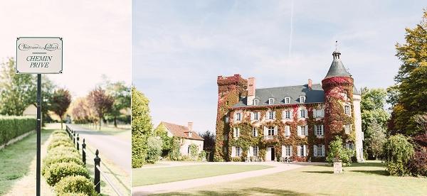 Chateau du Ludaix