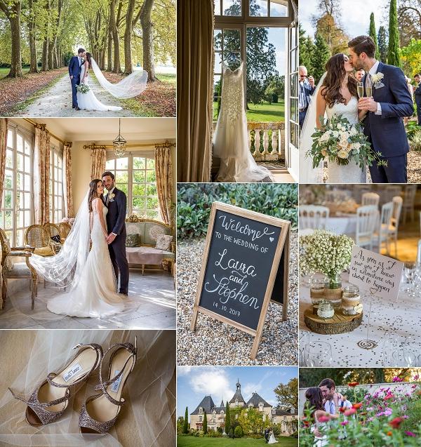 Chic Chateau Mas De Montet Real Wedding Snapshot