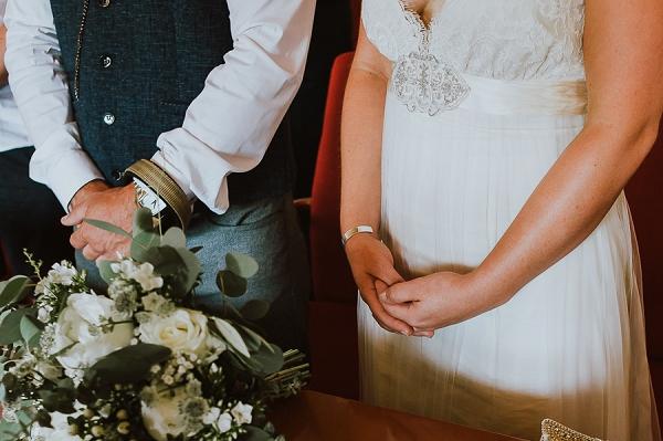 Claire Pettibone bride