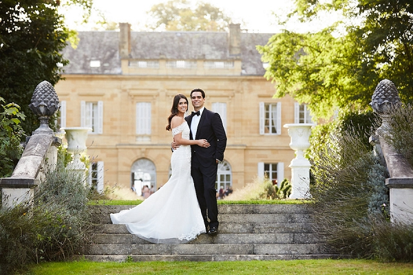 Luxury Dordogne Wedding Venue Real Wedding