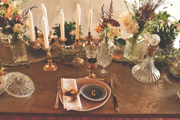 Magical Autumnal Wedding