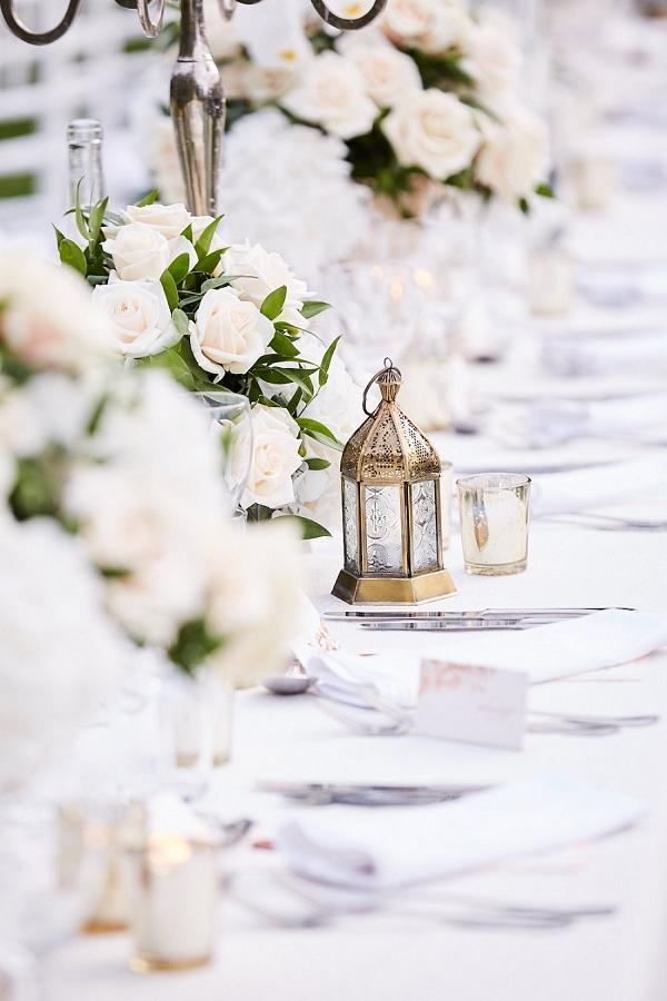classy wedding decor