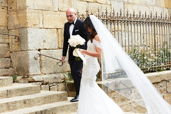 dordogne church wedding