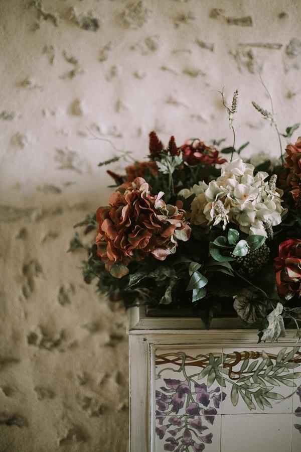 nature inspired wedding flowers