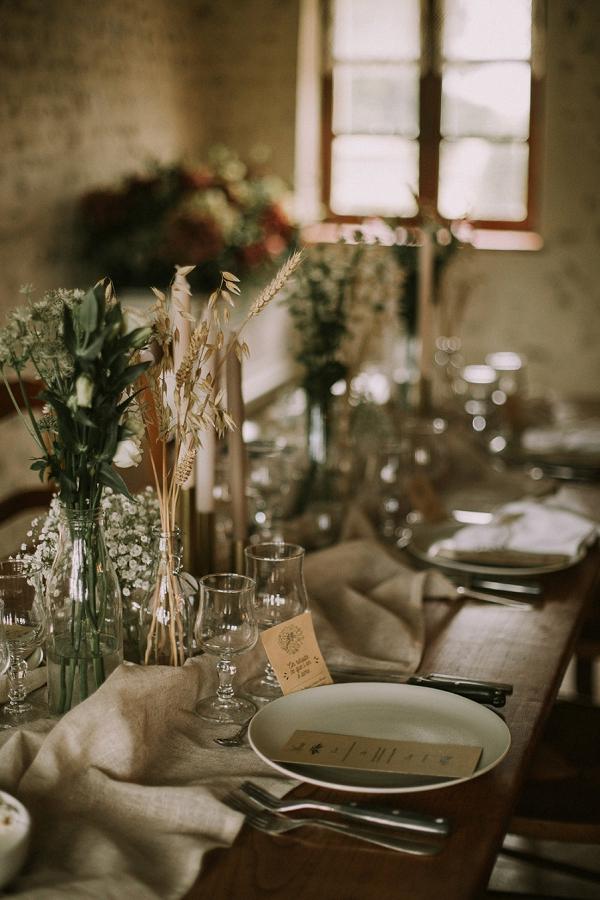 neutral wedding colour scheme
