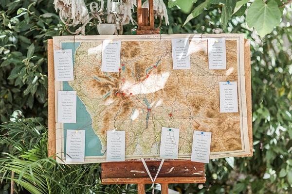 wedding map table plan