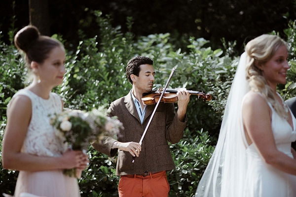 wedding musician paris