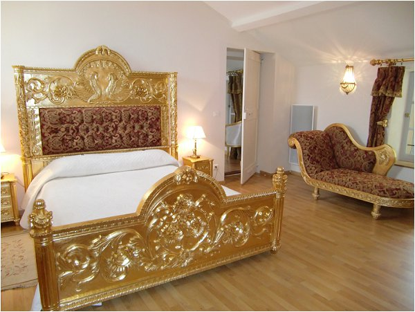 Chateau Rieutort Bedroom