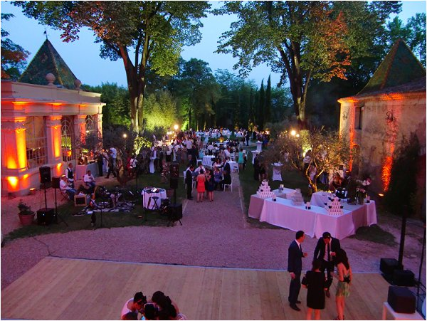 Chateau Rieutort Evening Party