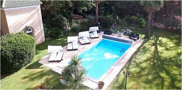 Chateau Rieutort Swimming Pool
