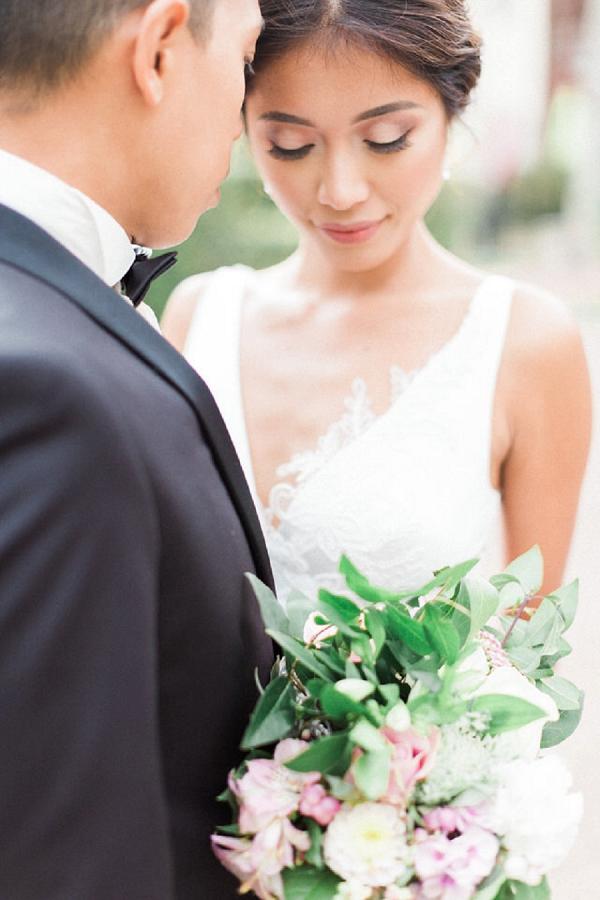 Cymbeline Fontainebleau bride