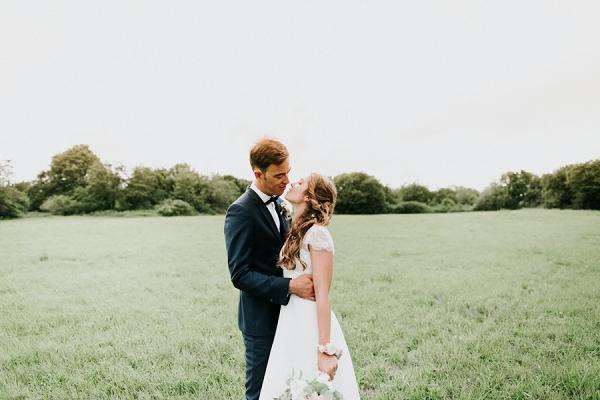 Elsa Gary bride