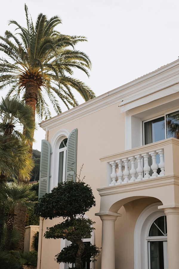 French Riviera Villa Chateau la Tour Wedding