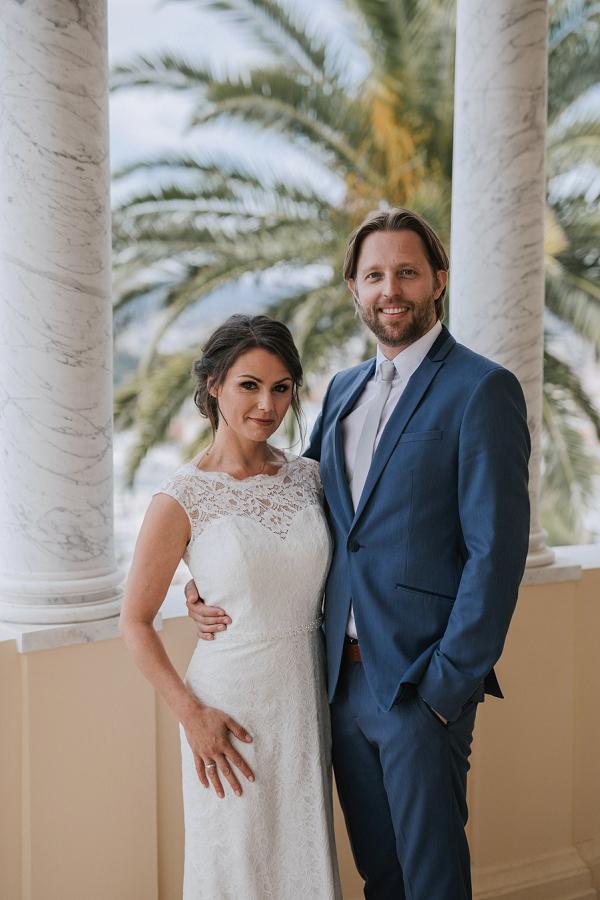 French Riviera Wedding Portraits