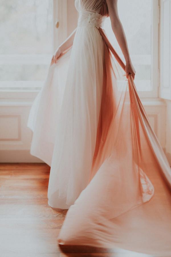 Isabelle Payet bride