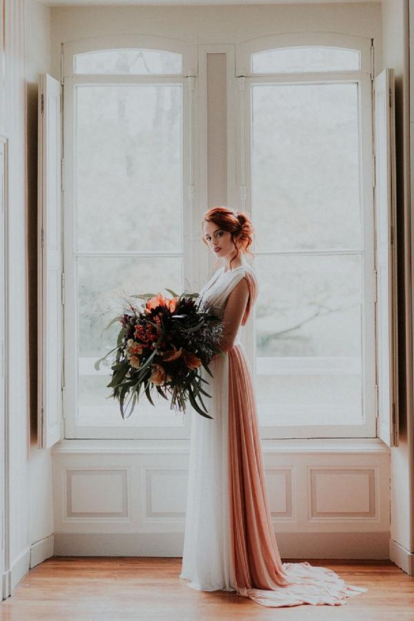 Isabelle Payet wedding dress