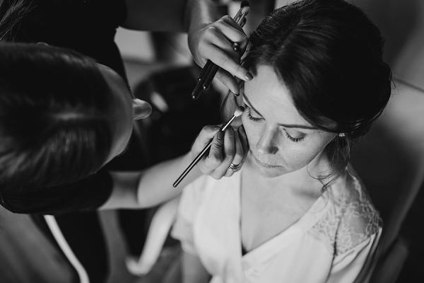 Kelly McClain Bridal Make Up