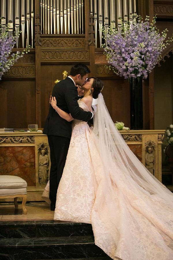 Michael Cinco Bridal Gown