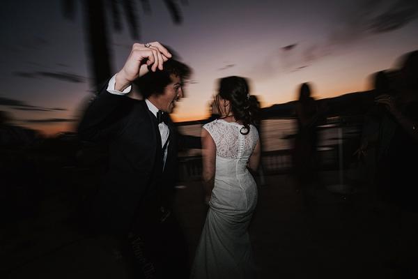 Music Filled Fun French Riviera Wedding