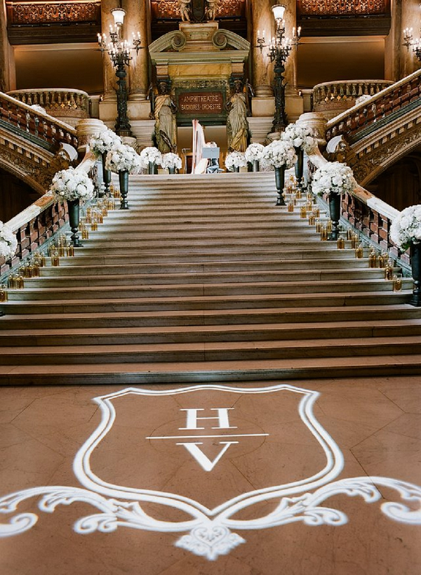 Ritz Paris Wedding