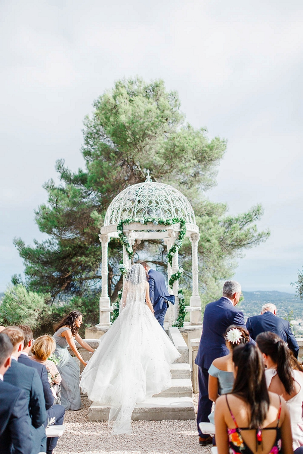 Romantic Château Saint Georges Wedding