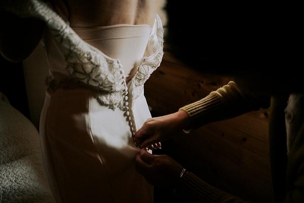 Rosa Clara bride