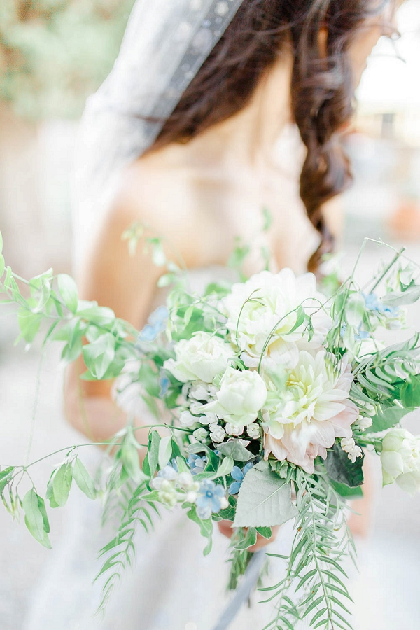 Stylish Wedding Bouquet