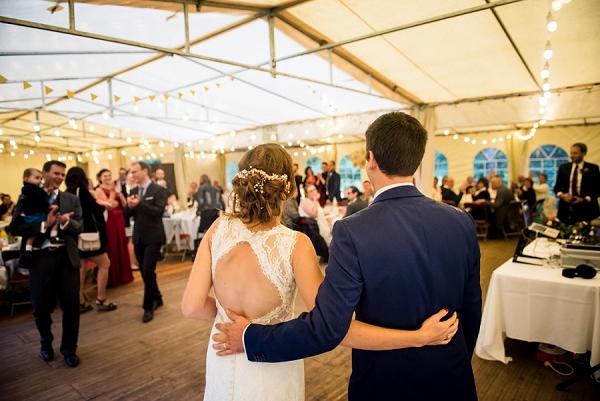 Traditional French Wedding Celebration