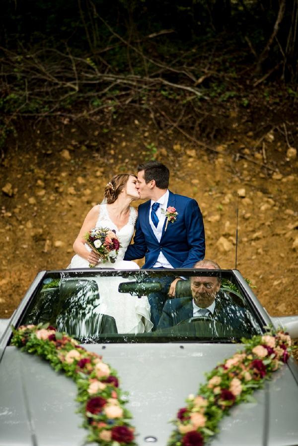 Wedding Car Photo
